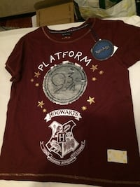 Camiseta de chica de Harry Potter Madrid