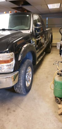 2008 Ford F-250 Super Duty Lariat 4x4 SuperCab 158 in Mitchellville