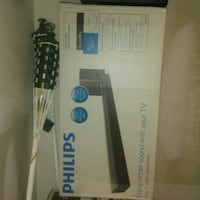 2nd..sound Bar new in Box Silver Spring, 20907