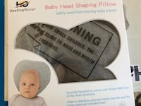 baby head dhsping pillow( new in the box) Ashburn, 20147