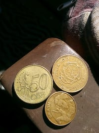 three round gold-colored coins San Jose, 95138
