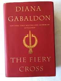 Diana Gabaldon:  The Fiery Cross Toronto, M2M 0B1