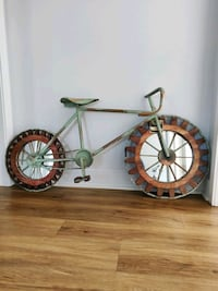 bicycle decoration miroir
