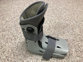 Aircast boot