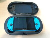 blue Sony PSP with case Los Angeles, 91303