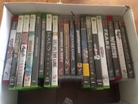Moving sale! Ps3 and X360 games! $5 each! Brampton, L6V 4H3