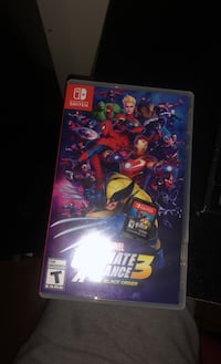 Marvel Ultimate Alliance 3 Nintendo Switch Paterson, 07522