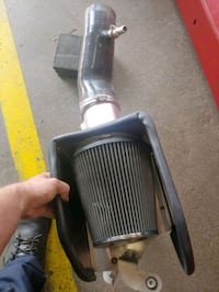 Air intake and SCT X3 tuner  Oakville, L6H 1A8