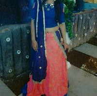 women's red and blue traditional dress Ahmedabad, 380038