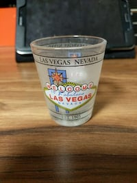 Shot glass East Rochester, 14445
