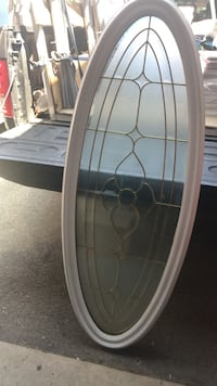 Front door full glass in very good condition only $50  Vaughan, L4H 2M8