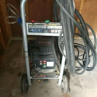 black and gray pressure washer Canton, 44721