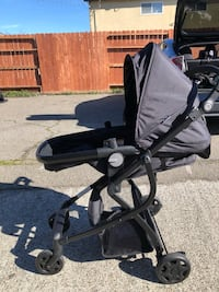 Stroller and car seat with base set!