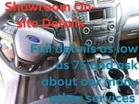 Car cleaning and detailing Corryton, 37721