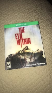 The Evil Within xbox one game Alexandria, 22312