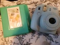 Fujifilm instax mini camera and album mint condition  Edmonton