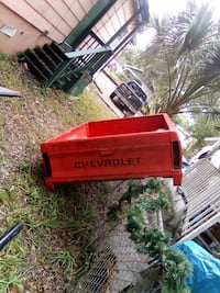 1982 to 1993 Chevy, s10 pickup box assembly with tailgate