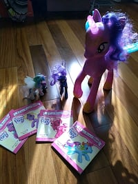 My Little Pony Toys & Books