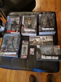 walking dead collectables