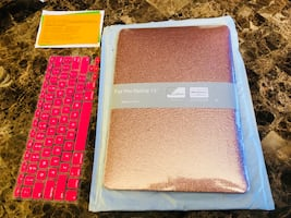 Marble glitter silk matte hard case for macbook pro13 inches for 12-15