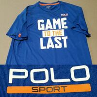 Polo sport athletic t shirt