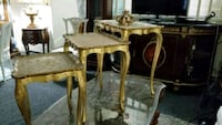 Beutiful antique italian tables set of 3 New Orleans, 70130