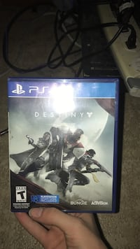 Sony PS4 Destiny game case Soldotna, 99669
