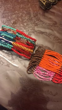 Bracelet ($2 for both or $1 each ) Stretchable  North Las Vegas, 89030