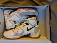 Nike Lebron 13 Friday the 13th LIMITED EDITION sneakers  Peru, 12972