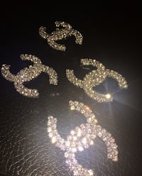 Big Chanel Diamond Brooch Brampton, L6R 2L3
