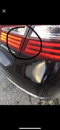 Honda Accord tail lights
