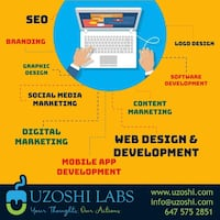 Web design & development Toronto
