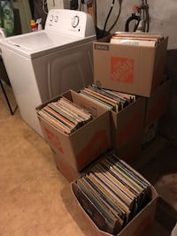 600 records or more albums