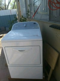 white front-load clothes washer Albuquerque, 87105