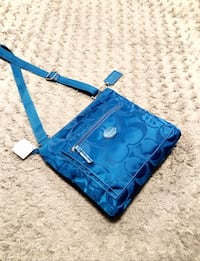 Rare Coach Getaway crossbody paid $128 New! Brand new with tags.