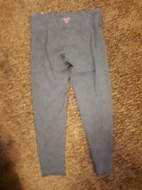 Grey and pink Tna leggings  Surrey, V3W 6A4