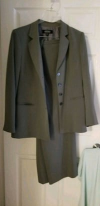 Womens Gray Pinstripe Suit Arlington, 22206