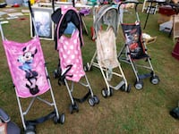 4 strollers Harpers Ferry, 25425