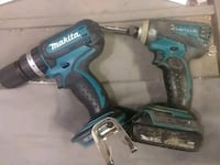 Makita drills(one battery/no charger) Anchorage, 99502