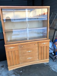 Stanley Furniture Solid Wood Hutch Project Piece  Woodbridge, 22192