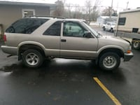 1999 blazer. 120k MILES.  CLEAN.  RUNS EXCELLENT  Akron, 44319