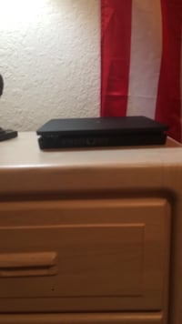 Jet black ps4 slim 500gb with new controller Summerfield, 34491