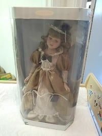 Unopened Sugar and Spice Porcelain Doll Kennesaw, 30144
