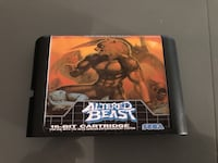 ALTERED BEAST , Sega Mega Drive PAL Sevilla, 41020