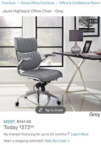 Office furniture (drafting table and chair) Arlington, 22201
