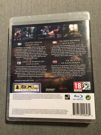 God of War 3 PS3 spill tilfelle