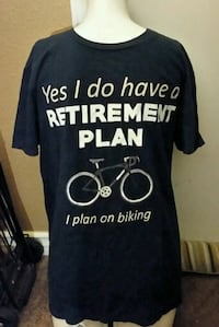 Unisex Tee Shirt: Yes I Do Have A Retirement Plan Ventura, 93003