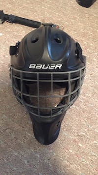 black Bauer sports helmet Langley, V4W 3H2