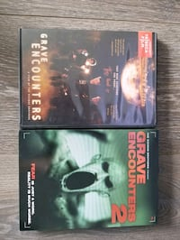 Grave Encounters 1 & 2 DVD Port Coquitlam