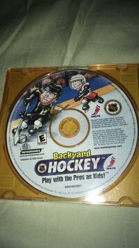 Computer Game Backyard Hockey Fairfax, 22033